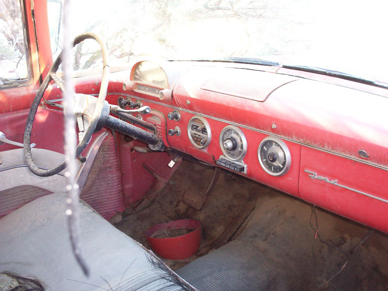 Moisture In Headlight >> 1955 Ford Country Sedan Station Wagon For Sale